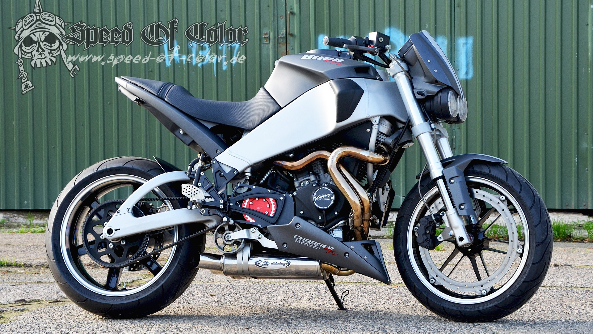 Buell XB RT Charger   Galerie   SPEED of COLOR