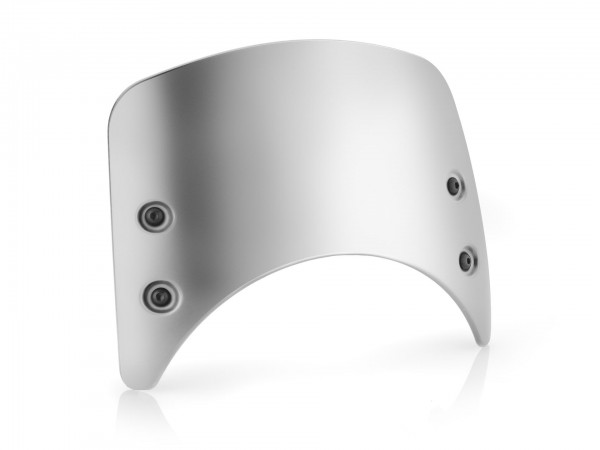 Rizoma-Windschild-Kurz-Aluminium