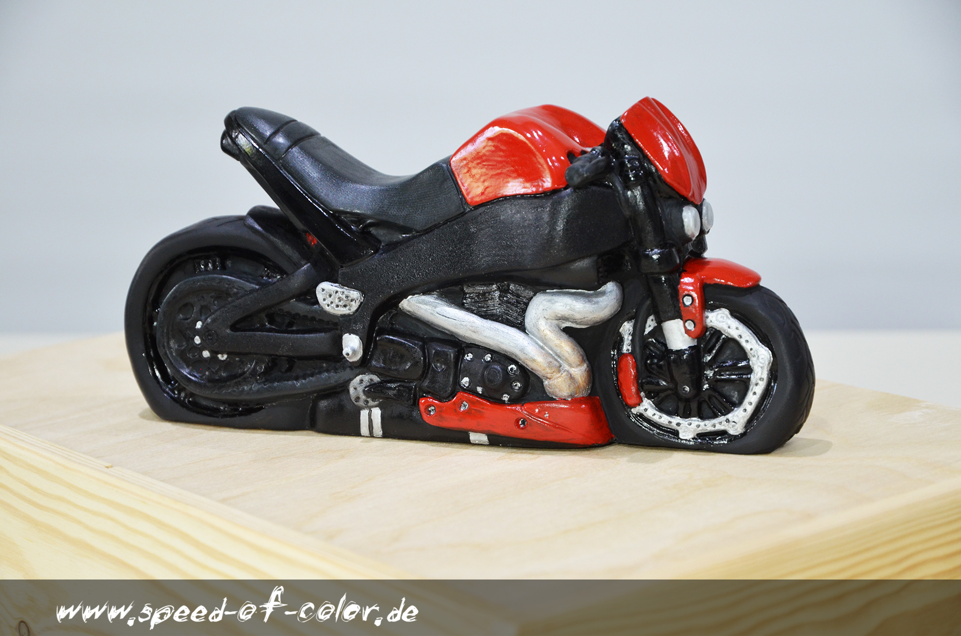 SOC Buell XB Modell STORM -handmade- | SPEED of COLOR