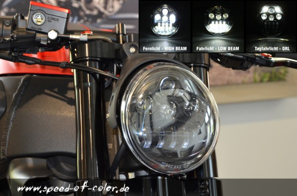 LED-V-ROD-Scheinwerfer