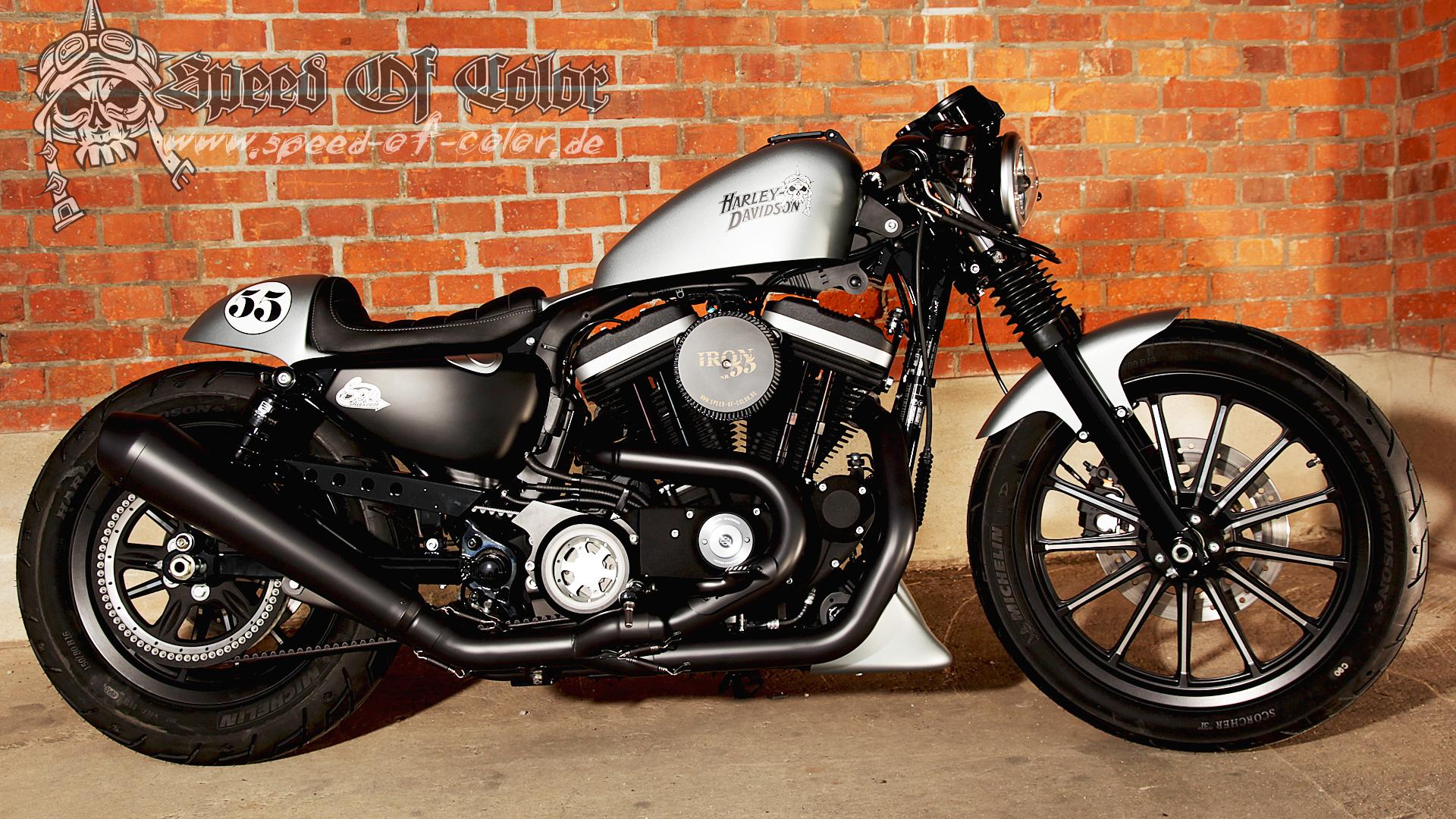 Harley Davidson Sportster Griffe