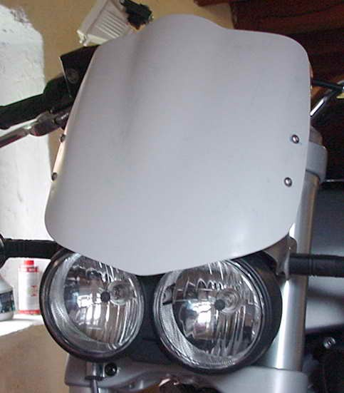 buell-windschild