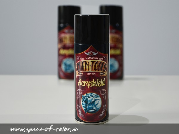 Acryshield-Acrylversiegelung