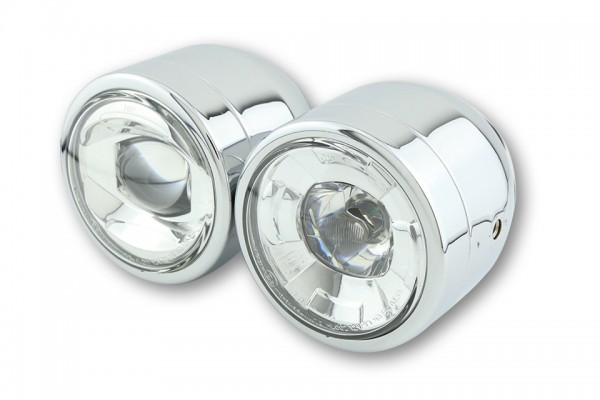 LED-Doppelscheinwerfer-TWIN-chrom