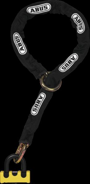 ABUS Schloss-Kette GRANIT POWER XS 67 12KS BLACK LOOP