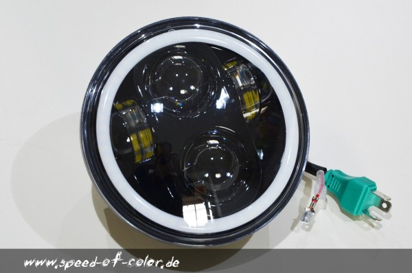 LED-Scheinwerfer-5.75-Harley-Davidson-LED-Ring
